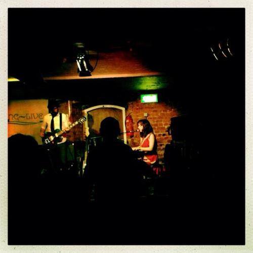 Cellar Bar at the Piano